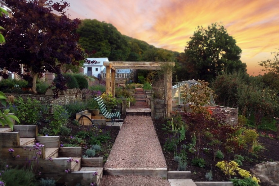 Landscape Gardening in the Forest of Dean