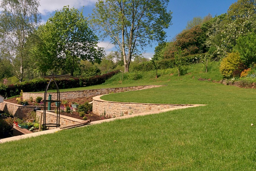 Landscape Gardening in South Hereford